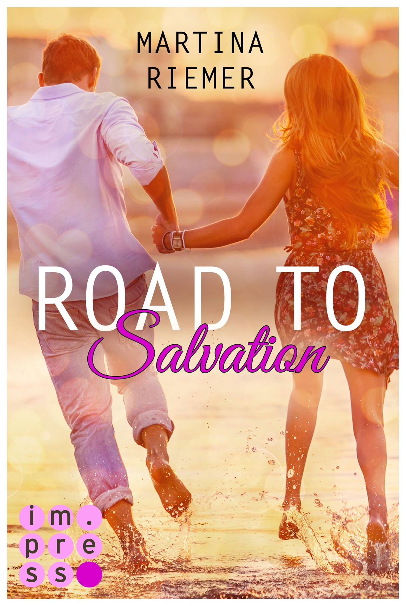 Coverbild vom Buch 'Road to Salavation' von Matrina Riemer