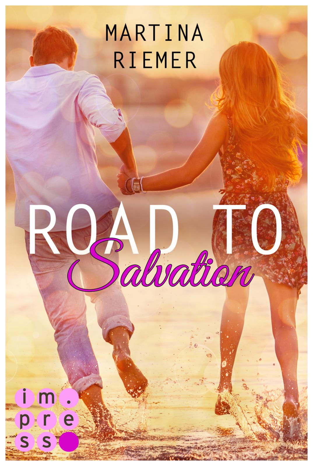 Buch 'Road to Salvation' von Martina Riemer